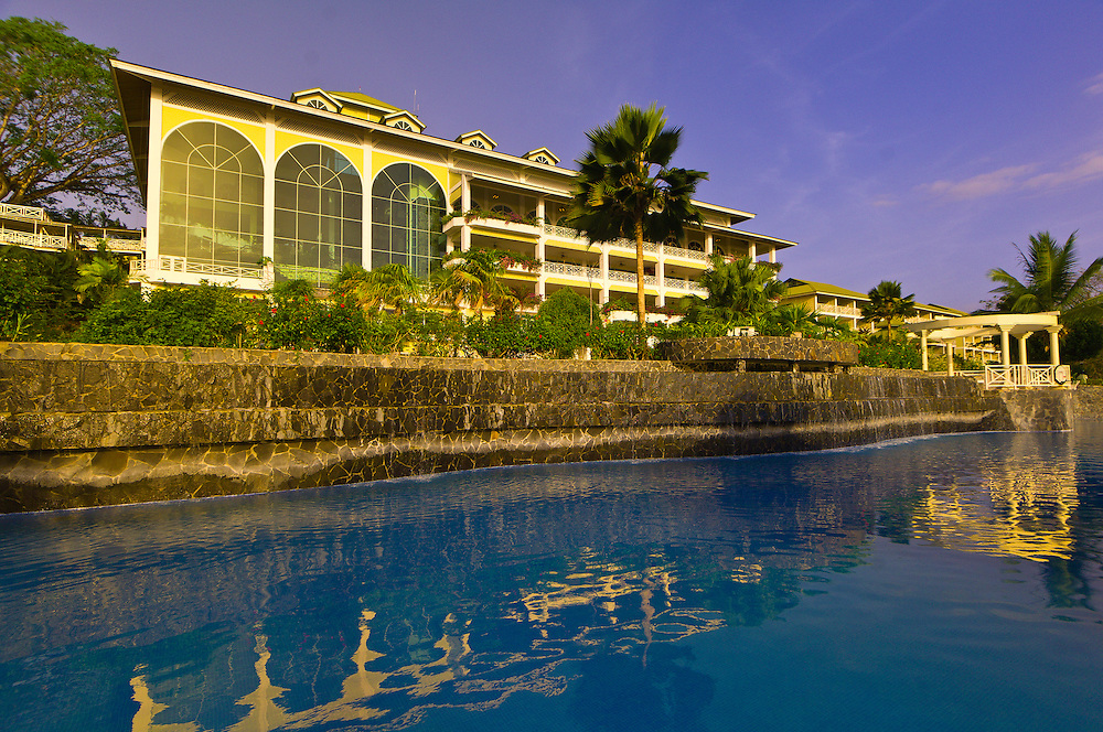 Swimming pool, Gamboa Rainforest Resort, Gamboa, Panama Canal, Panama