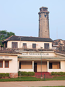 The Galle Services Club at Galle Fort, Galle, Sri Lanka