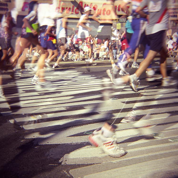 Marathon, Park Slope, Brooklyn, 2007