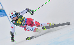 27.10.2018, Rettenbach Ferner, Sölden, AUT, FIS Weltcup Ski Alpin, Sölden, Riesenslalom, Damen, 2. Lauf, im Bild Eva-Maria Brem (AUT) // Eva-Maria Brem of Austria in action during her 2nd run of ladie's Giant Slalom of the FIS Ski Alpine Worldcup opening at the Rettenbach Ferner in Sölden, Austria on 2018/10/27. EXPA Pictures © 2018, PhotoCredit: EXPA/ Erich Spiess