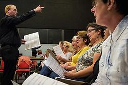 New Tottenham Singers based at the Bernie Grant Arts Centre, London Borough of Haringey
