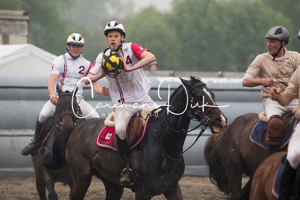 Wesemael Stijn, BEL, <br /> BK Horseball 2018<br /> © Sharon Vandeput<br /> 16:12:39