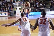 DESCRIZIONE : Roma Lega serie A 2013/14 Acea Virtus Roma Banco Di Sardegna Sassari<br /> GIOCATORE : Diener Travis<br /> CATEGORIA : tiro<br /> SQUADRA : Banco Di Sardegna Dinamo Sassari<br /> EVENTO : Campionato Lega Serie A 2013-2014<br /> GARA : Acea Virtus Roma Banco Di Sardegna Sassari<br /> DATA : 22/12/2013<br /> SPORT : Pallacanestro<br /> AUTORE : Agenzia Ciamillo-Castoria/ManoloGreco<br /> Galleria : Lega Seria A 2013-2014<br /> Fotonotizia : Roma Lega serie A 2013/14 Acea Virtus Roma Banco Di Sardegna Sassari<br /> Predefinita :