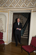 LORD POLTIMORE, Professor Mikhail Piotrovsky Director of the State Hermitage Museum, St. Petersburg and <br /> Inna Bazhenova Founder of In Artibus and the new owner of the Art Newspaper worldwide<br /> host THE HERMITAGE FOUNDATION GALA BANQUET<br /> GALA DINNER <br /> Spencer House, St. James's Place, London<br /> 15 April 2015