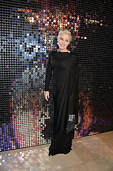 DAPHNE GUINNESS at a private view of Isabella Blow: Fashion Galore! held at Somerset House, London on 19th November 2013.