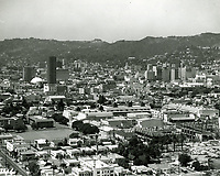 1969 Looking NW from about Fountain Ave. & Van Ness Ave.