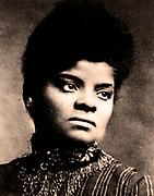 Ida Bell Wells-Barnett (July 16, 1862 – March 25, 1931) was an African American journalist, newspaper editor and, with her husband, newspaper owner Ferdinand L. Barnett, an early leader in the civil rights movement