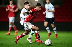 Bristol City's Chris Turner Willams in action. - Mandatory by-line: Alex James/JMP - 13/02/2018 - FOOTBALL - Ashton Gate Stadium - Bristol, England - Bristol City U23 v Liverpool U23 - Premier League Cup