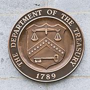 US Department of the Treasury, Washington DC
