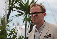 Actor Paul Bettany at the Solo: A Star Wars Story film photo call at the 71st Cannes Film Festival, Tuesday 15th May 2018, Cannes, France. Photo credit: Doreen Kennedy