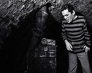 Ian Dury in Basement