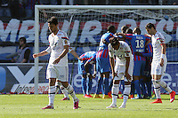 Clement GRENIER - 09.05.2015 -  Caen / Lyon  - 36eme journee de Ligue 1<br />