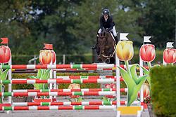Scholten Wendy, NED, Jocelyn Brown<br /> Nationaal Kampioenschap KWPN<br /> 6 jarigen springen round 1<br /> © Hippo Foto - Dirk Caremans<br /> 17/08/2020
