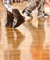 Inter Lakes Elementary School Square Dance  November 19, 2010.