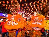 Lunar New Year in Bangkok
