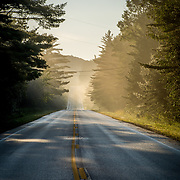 The Road Leads To Fog