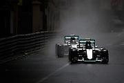 May 25-29, 2016: Monaco Grand Prix. Nico Rosberg  (GER), Mercedes , Lewis Hamilton (GBR), Mercedes