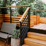 Bed Stuy Bespoke Deck