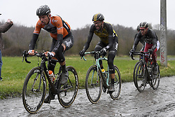March 1, 2017 - Dour, Belgique - DOUR, BELGIUM - MARCH 1 : WYNANTS Maarten (BEL) Rider of Team Lotto NL - Jumbo during the 49th Grand Prix Samyn cycling race with start in Quaregnon and finish in Dour on March 01, 2017 in Dour, Belgium, 1/03/2017 (Credit Image: © Panoramic via ZUMA Press)