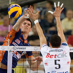 20100501: POL, CEV Indesit Champions League 2009/2010, ACH Volley Bled vs Trentino BetClic Volley
