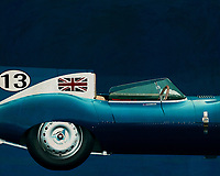 Jaguar Type D 1956 <br />
