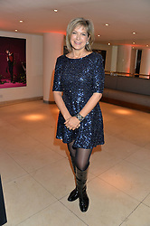 PENNY SMITH at the Costa Book Awards 2013 held at Quaglino's, 16 Bury Street, London on 28th January 2014.
