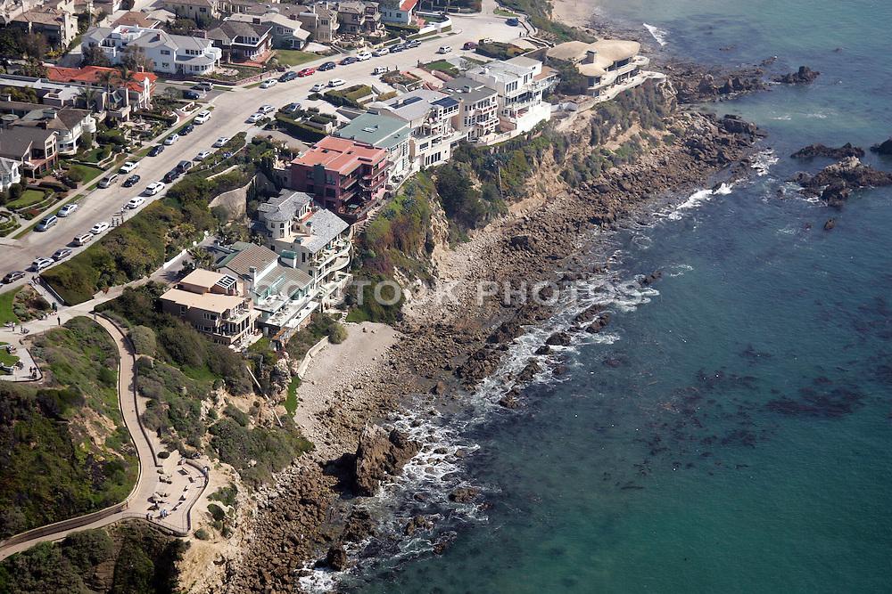 Aerial Of Newport Coast