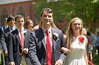 Form of 2014 Graduation candids.  Karen Bobotas / for St Paul's School