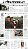 August 30, 2021 - USA: Front-page: Today's Newspapers In United States