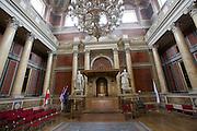 Universities in Vienna, Austria..Universität Wien..The Aula.