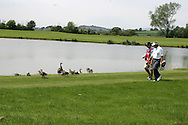 The Celtic Manor Wales Open 2009 at Celtic Manor Resort in Newport, South Wales. pro-am on Wed 3rd June 2009.