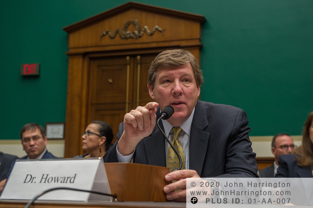 Mr. Michael Howard, President and CEO, Electric Power Research Institute,<br /> testifies at the Modernizing Energy and Electricity Delivery Systems: Challenges and Opportunities to Promote Infrastructure Improvement and Expansion