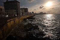 cuban coastal landscape