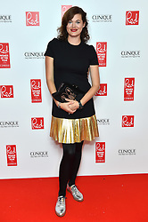 Jasmine Guinness attending the Red Women of the Year Awards, at the Royal Festival Hall in London. Picture date: Monday October 17th, 2016. Photo credit should read: Matt Crossick/ EMPICS Entertainment.