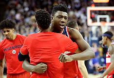 New York Knicks v Washington Wizards - NBA London Game - 17 Jan 2019