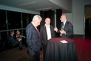 DAMIEN HIRST, Damien Hirst, Tate Modern: dinner. 2 April 2012.