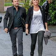 NLD/Leusden/20120920- Uitvaart Joop van Tellingen, Carlo Boszhard en Irene Moors