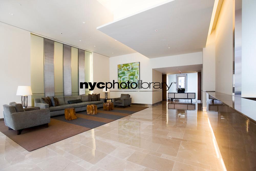 Lobby at 555 West 59th Street