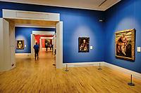 République d'Irlande, Dublin, National Gallery of Ireland, musée national de peinture // Republic of Ireland; Dublin, National Gallery of Ireland