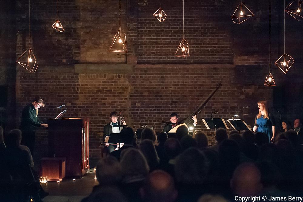 La Nuova Musica, Village Underground, 08 June 2015.