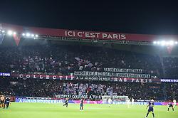 November 2, 2018 - Paris, France - supporters du PSG - Ambiance (Credit Image: © Panoramic via ZUMA Press)
