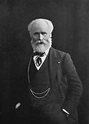 (James) Kier Hardie (1856-1915) Scottish-born British Labour leader, a founder of the Labour Party.
