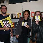 London, UK, 8th August 2017. Shaun Ryder,Kermit Leveridge discusses Black Grape's new album, Pop Voodoo, with Matt Stocks.