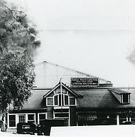 1920 Famous Players Lasky Studios