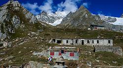 16-09-2017 FRA: BvdGF Tour du Mont Blanc day 7, Beaufort<br /> De laatste etappe waar we starten eindigen we ook weer na een prachtige route langs de Mt. Blanc / Carlos