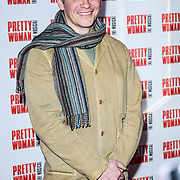Nigel Harmon Arrivals at Pretty Woman The Musical press night at Piccadilly Theatre on 2nd March 2020, London, UK.