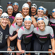 NLD/Amsterdam/20150906 - Amsterdam City Swim 2015, deelnemers