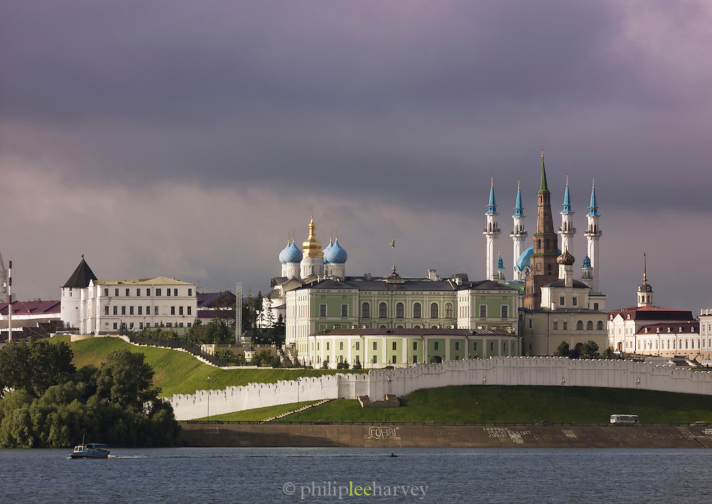 Kazan Royal Palace, Kazan, Russia