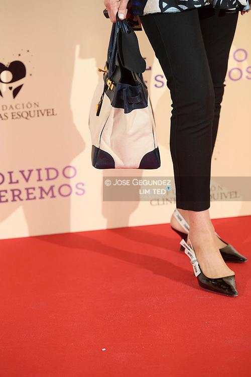 Carmen Lomana attends 'El Olvido que seremos' Premiere at Paz Cinema on May 5, 2021 in Madrid, Spain