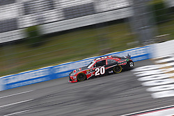 June 1, 2018 - Long Pond, Pennsylvania, United States of America - Christopher Bell (20) takes to the track to practice for the Pocono Green 250 at Pocono Raceway in Long Pond, Pennsylvania. (Credit Image: © Justin R. Noe Asp Inc/ASP via ZUMA Wire)
